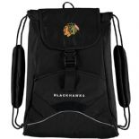 Chicago Blackhawks Drawstring Backpack